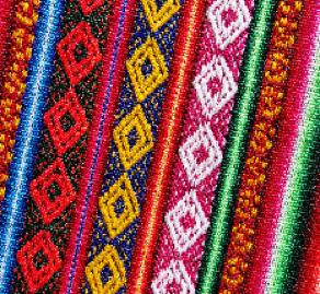 Boliviaanse Aguayo - Dekens