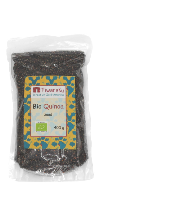 Unico Trade Organic Black Quinoa