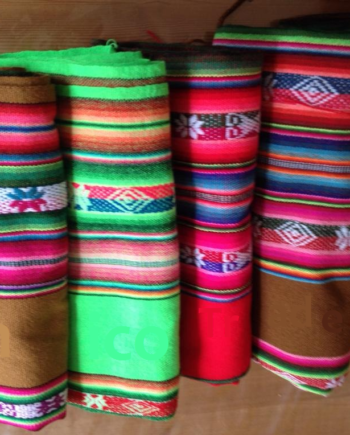 Unico Trade Peruaanse dekens