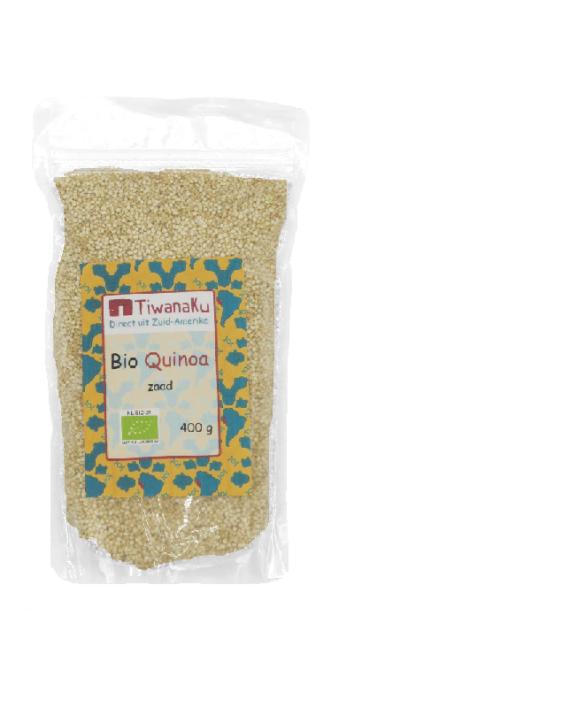 Unico Trade Organic White Quinoa