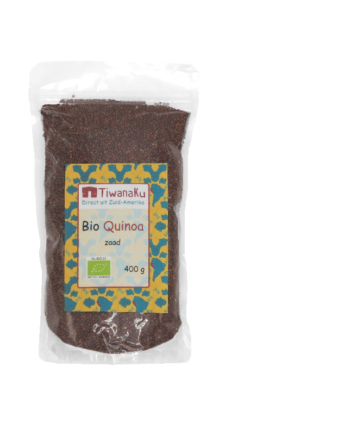 Unico Trade Organic Red Quinoa