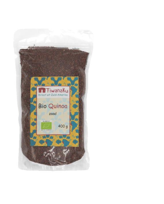 Unico Trade Organic Red Quinoa