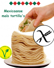 Maiz tortillas – Unico Trade