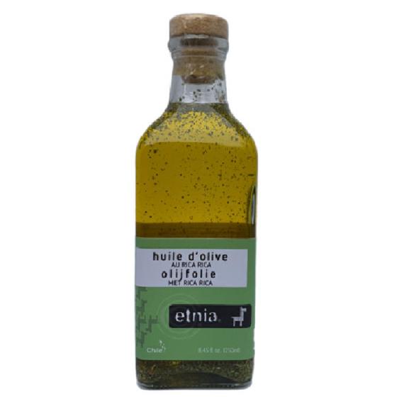 Olijf olie met bijzondere smak